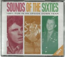 SOUND OF THE SIXTIES 1961 READER'S DIGEST 3 CD BOX SEALED