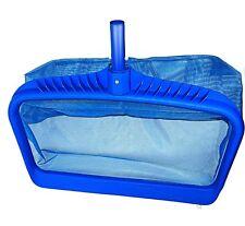 Leaf Rake Mesh Net Skimmer Clean Swimming Pool