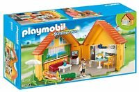 Playmobil 6020 Summer Fun Country House Ages 4+ New Toy Kitchen TV Chairs Patio