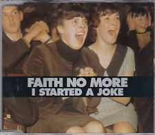 Faith No More - I Started A Joke **1998 Australian 3 Track CD Single**VGC