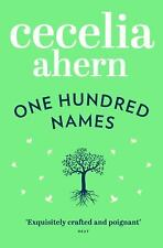 One Hundred Names by Ahern, Cecelia