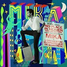 CD de musique en édition collector mika avec compilation
