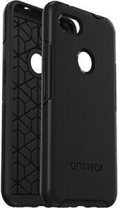 OtterBox SYMMETRY Series Case for Google Pixel 3a XL - Black / 77-61263