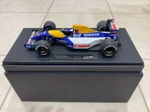 GP50A Nigel Mansell 1:18 GP Replicas 1992 Williams Renault FW14B World Champion