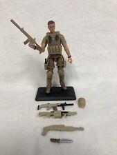 Custom G.I. Joe  Cobra PMC Private Military Contractor Mercenary Action Figure