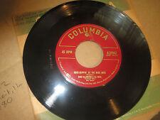 45RPM Columbia 39942 Duke Ellington, Rock-Skippin' Blue Note / Vulture sharp E