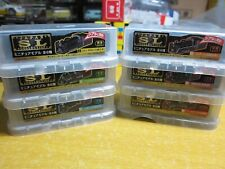 BOSS - Japan SL Collection - Full Set of 6 items - locomotive - Mini TRAIN
