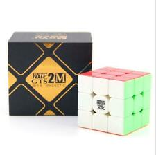 Moyu Weilong GTS V2 M Magnetic 3x3x3 Speed Cubing Stickerless Magic Cube Puzzle