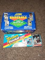1992 BASEBALL TOPPS TRADED SET   Team USA , Complete Set 132 Cards