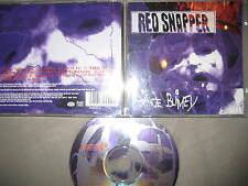 CD Red Snapper – Prince Blimey ---- Acid Jazz Galliano Incognito Jamiroquai