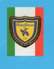 PANINI CALCIATORI 2015-2016- Figurina n.91- SCUDETTO/BADGE -CHIEVOVERONA-NEW