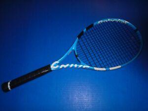 Babolat Pure Drive+ Plus 2018 Tennis Racquet. 4 3/8. RPM Blast. VG.