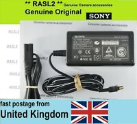 Genuine SONY AC-LS1A, AC power adaptor Charger for OLD CyberShot Digital Camera