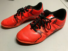 New listing Adidas indoor soccer shoes - size 6, neon orange