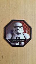 REWE Star Wars Cosmic Shells Glitzer Karte Bild Sticker, Sturmtruppler, Nr.11