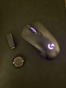 Logitech G703 Lightspeed Wireless Optical Gaming Mouse - Black