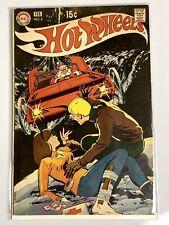 Hot Wheels Redline 1970 Comic Book No. 6 DC Comics Santa Cover