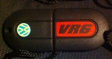NEW VW CORRADO PASSAT GOLF JETTA VR6 LIGHTED PILL KEY UNCUT FAST FREE SHIPPING!