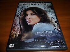 Premonition (DVD, 2007, Full Frame) Julian McMahon, Sandra Bullock Used