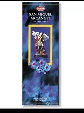 Saint Michael Incense Box 120 Sticks -San Miguel-Santeria/Palo/Espi ritismo/Wicca