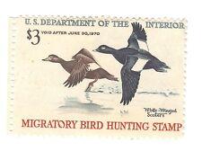 Scott RW 36 Federal Duck Stamp ...MNG