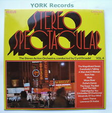 STEREO SPECTACULAR VOL 4 - Stereo Action Orch - Ex LP Record RCA Camden CDS 1149