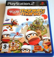 EyeToy - Eye Toy Monkey Mania for Playstation 2  PS2 - with box & manual - PAL
