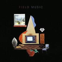 "Field Music - Open Here (NEW 12"" VINYL LP)"