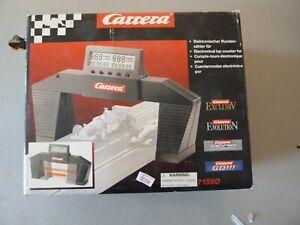 Carerra 1:32 Slot Car Track 71590 Digital Lap Counter - New in box - 71590