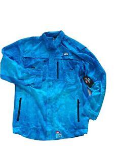 PELAGIC Eclipse Dorado Hex Pro Series Long Sleeve Fishing Shirt Men's 3xl NWT