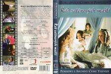 Rad satenovych masli (Zauberhafte Erbschaft) DVD (box) Czech fairy tale