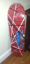 Anti Hero Vanti-Hero Van Halen Striped Skateboard Deck Free Insured Shipping