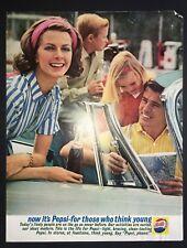 Life Magazine Ad 1961 PEPSI COLA AD COVER SEPTEMBER 1 1961 Kennedy