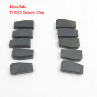 10X T5-ID20 Blank Transponder Chip for car keys Avaliable change to ID11,12,13