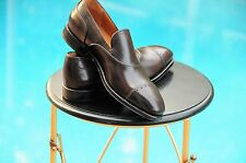 Salvatore Ferragamo Tramezza Men's Shoes. Chocolate Brown  Brand Size 7.5EE