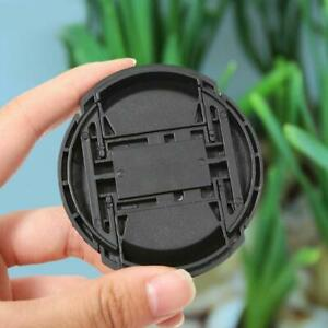 55mm Snap Front Camera Lens Cap Cover With String Lens Cover Protector HOT 5T4E