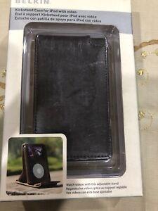 Belkin Kickstand Case For Ipod With Video F8Z112tt Brown