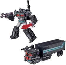 Transformers War for Cybertron Nemesis Prime Leader Spoiler Pack   IN HAND