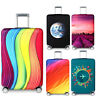 "18-32"" Elastic Luggage Suitcase Cover Protective Bag Dustproof Case Protector"