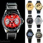 Luxury-Mens-Steampunk-Skeleton-Stainless-Steel-Automatic-Mechanical-Wrist-Watch