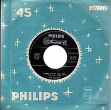 disco 45 GIRI Ray CONNIFF SMOKE GETS IN TOUR EYES - I'M AN OLD COWHAND