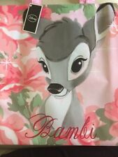 NEW DISNEY BAMBI REUSABLE SHOPPING TOTE BEACH SHOULDER BAG