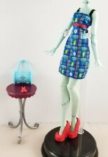 New Monster High Ghouls Beast Pet Frankie Stein Fashion Doll Fashion Outfit