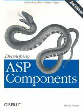 Developing ASP Components : Extending Active Server Pages by Shelley Powers