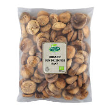 Organic Sun Dried Figs 1kg Certified Organic