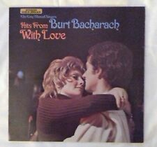 """12"""" Vinyl LP 1971  The Tony Mansell Singers - Hits From Burt Bacharach With Love"""