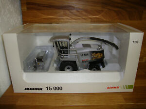 Claas Jaguar 15000 + PU300 - Sondermodell 2000 Stück !!! - UH 1:32