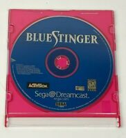 Blue Stinger for Sega Dreamcast / Disc Only / Tested