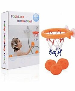 Baby bath basketball