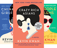 My Collections -  Crazy Rich Asians Trilogy - Read on PC/Mobile/Tablet